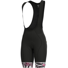 Alé Cycling Graphics PRR Sunset Bib Shorts Women white-black